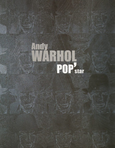 WARHOL POP STAR REGINART COLLECTIONS