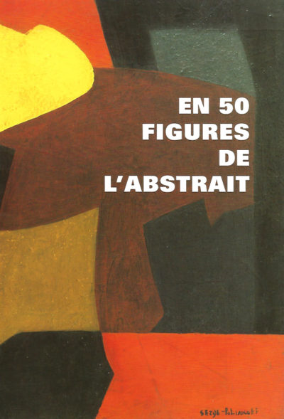 EN 50 FIGURE DE L'ABSTRAIT - REGINART COLLECTIONS