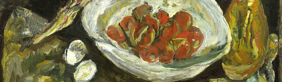 CHAIM SOUTINE chez Reginart Collections